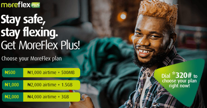 9mobile moreflex plus data plans