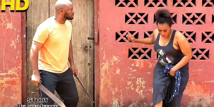A 2021 YUL EDOCHIE MOVIE 'CRAZY HUSBAND' CAME OUT TODAY - african movies 2021 nigerian movies 2021