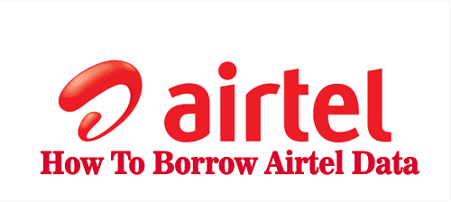 how to borrow airtel data