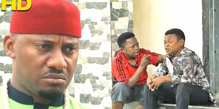 MUST WATCH 'MONEY STOPS NONSENSE, NO MERCY FOR MONEY' - african movies 2021 nigerian movies 2021
