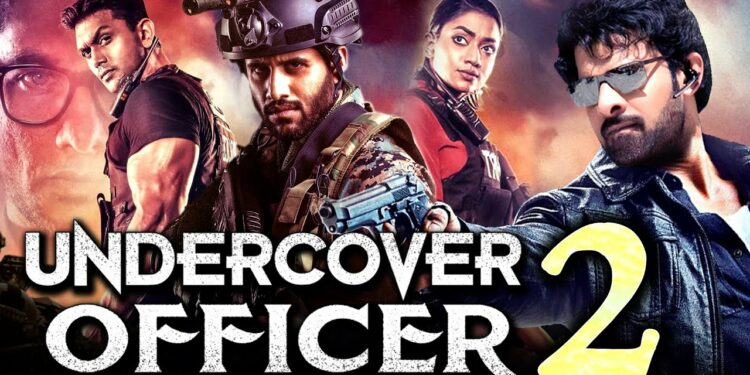Undercover Officer 2 - Vivek Oberoi Blockbuster Action Hindi Dubbed Movie l South Indian 2021