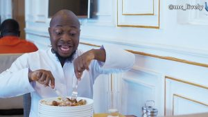 Download Comedy Video:- MC Lively – Sapa Dey Disguise As Madam Michelle