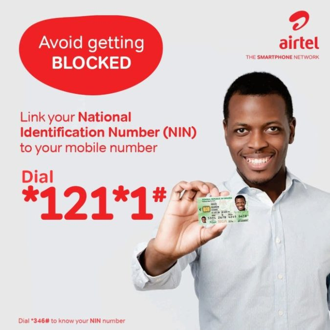 link nin to airtel