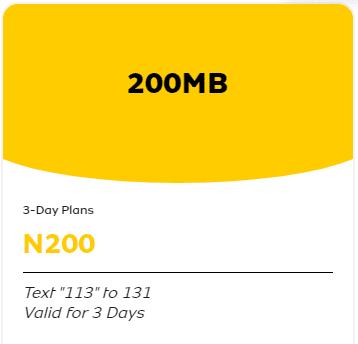mtn daily data plans